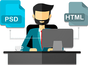PSD to HTML Conversion - Email Campaign